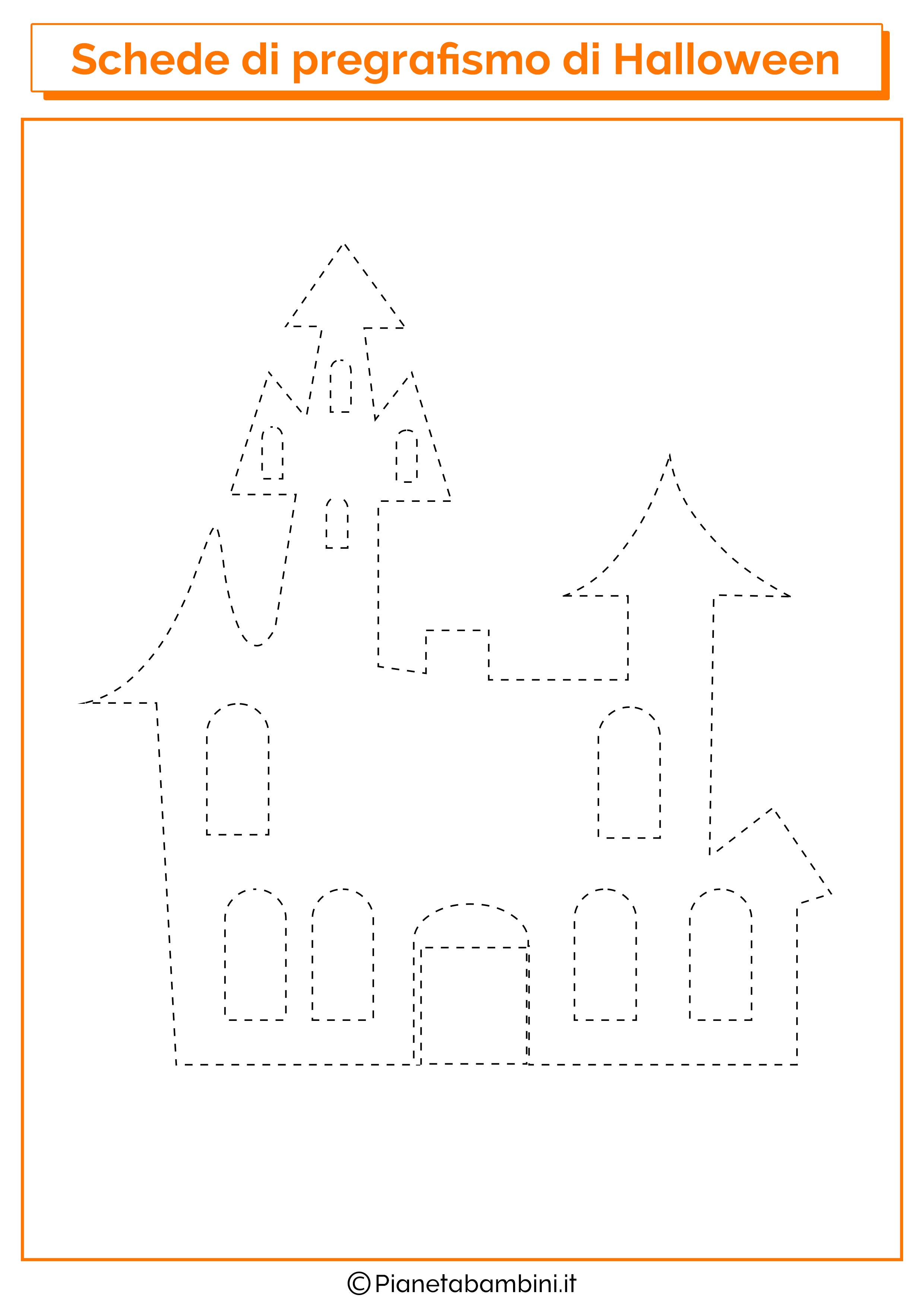 Castello stregato