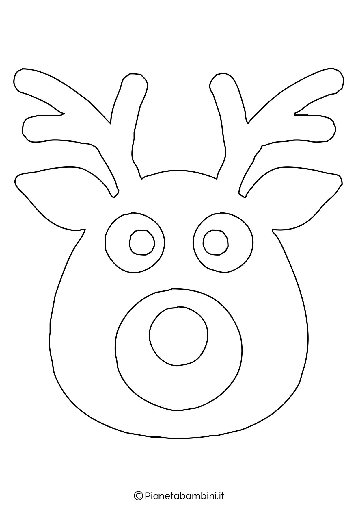sagoma-faccia-renna-1
