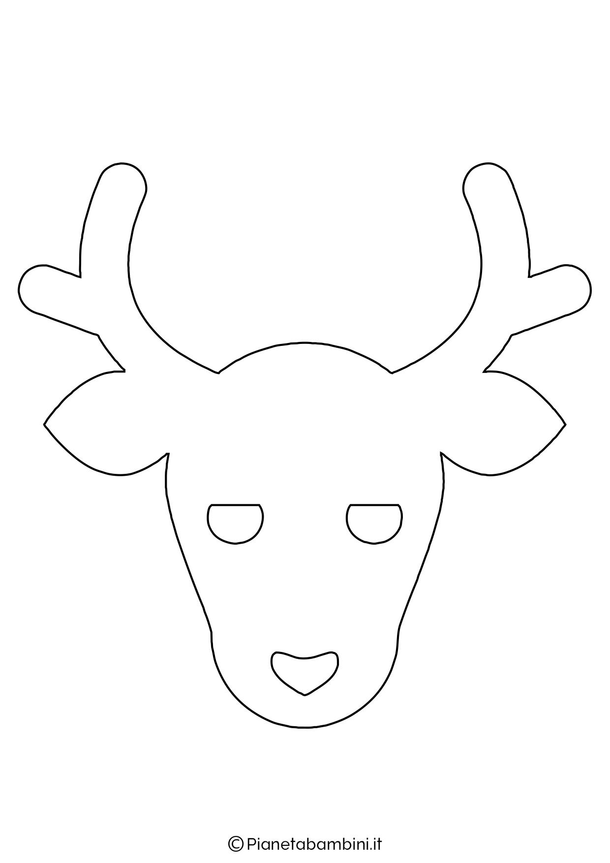 sagoma-faccia-renna-5