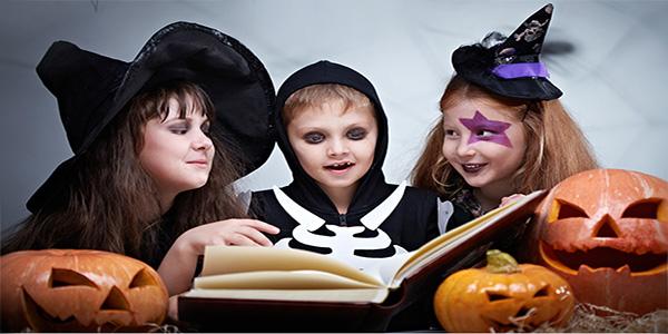 Storie di Halloween da stampare o leggere online