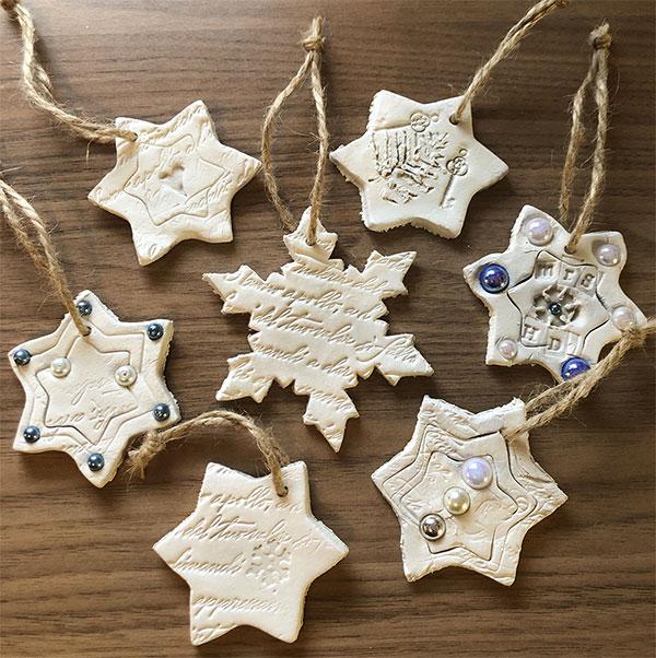 Idee per decorazioni natalizie con il DAS