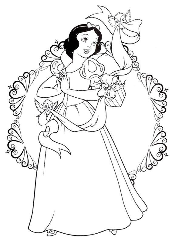 disegni-natale-principesse-disney-05