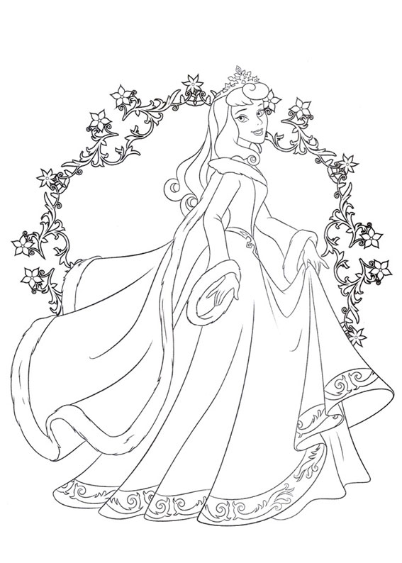 disegni-natale-principesse-disney-17