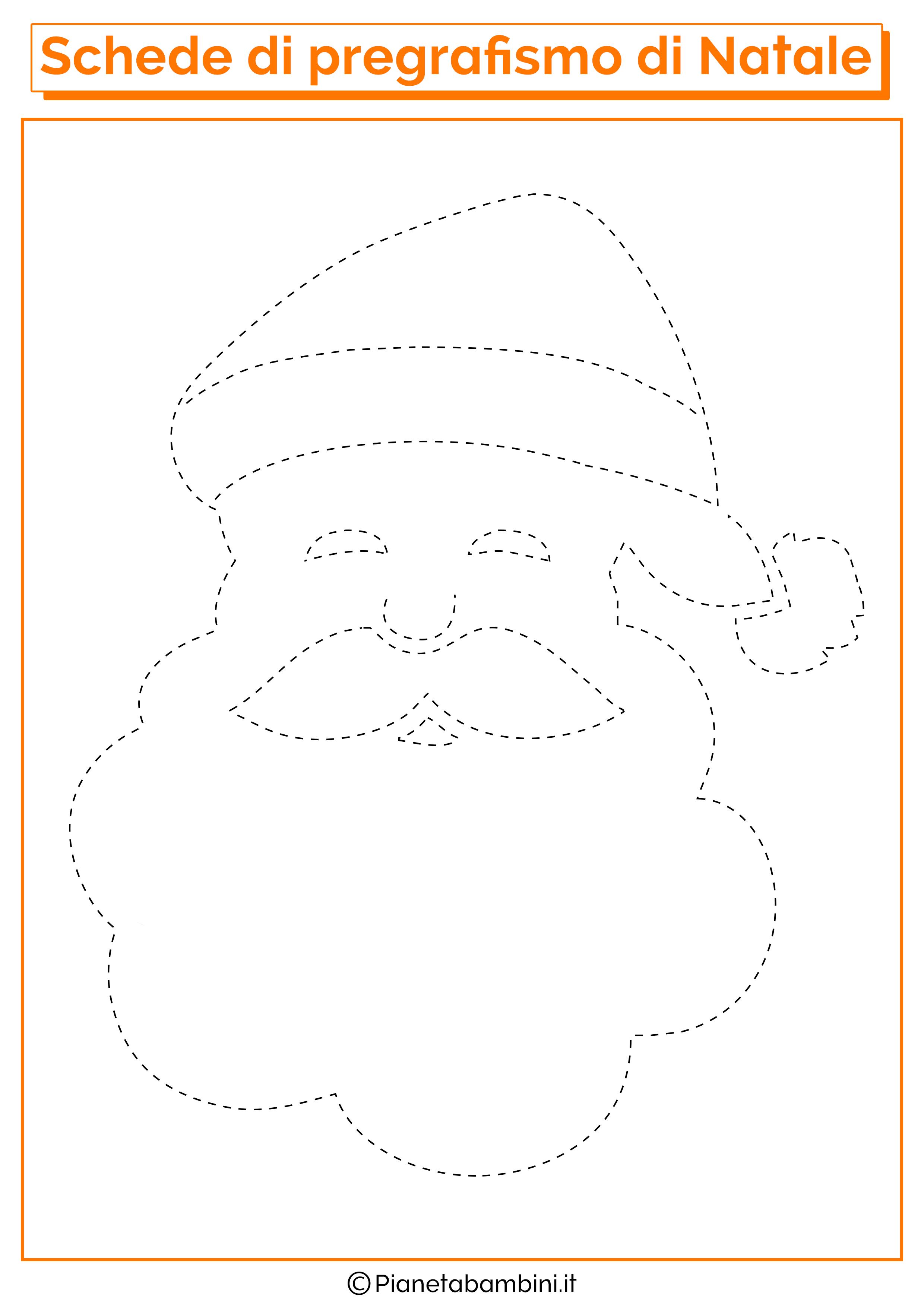 disegni da colorare di natale