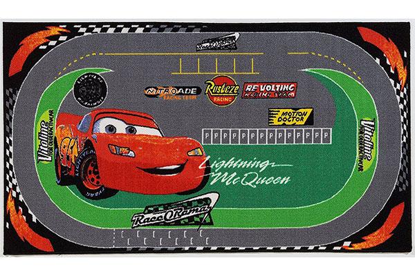 Tappeto Disney di Cars per la cameretta dei bambini n.2