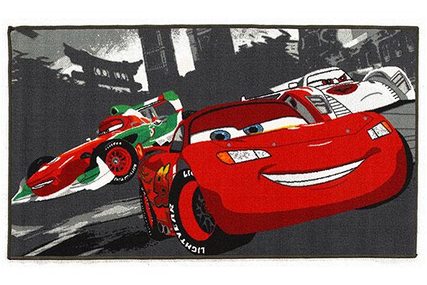 Tappeto Disney di Cars per la cameretta dei bambini n.3
