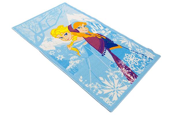Tappeto di Frozen per la cameretta delle bambine n.1