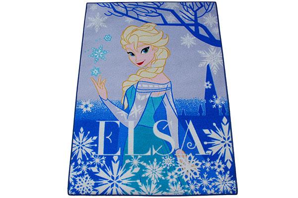 Tappeto di Frozen per la cameretta delle bambine n.2