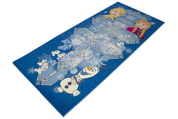 Tappeto di Frozen per la cameretta delle bambine n.4