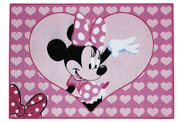Tappeto Disney di Minnie per la cameretta dei bambini n.1