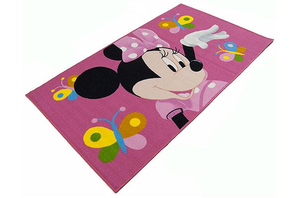 Tappeto Disney di Minnie per la cameretta dei bambini n.2