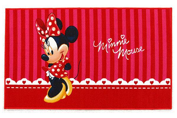 Tappeto Disney di Minnie per la cameretta dei bambini n.3