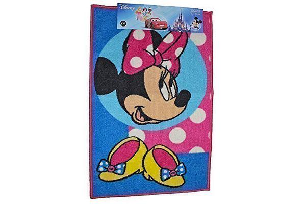 Tappeto Disney di Minnie per la cameretta dei bambini n.4