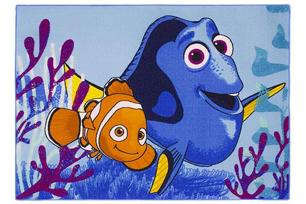 Tappeto Disney di Nemo e Dory per la cameretta dei bambini n.2