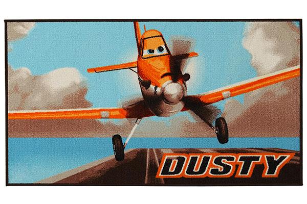 Tappeto Disney di Planes per la cameretta dei bambini n.2