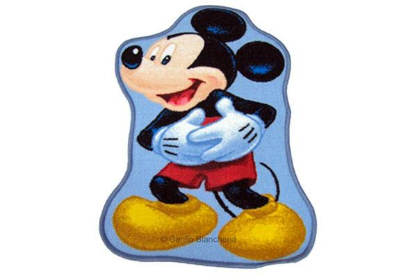 Tappeto Disney di Topolino per la cameretta dei bambini n.1
