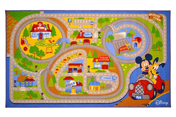 Tappeto Disney di Topolino per la cameretta dei bambini n.2