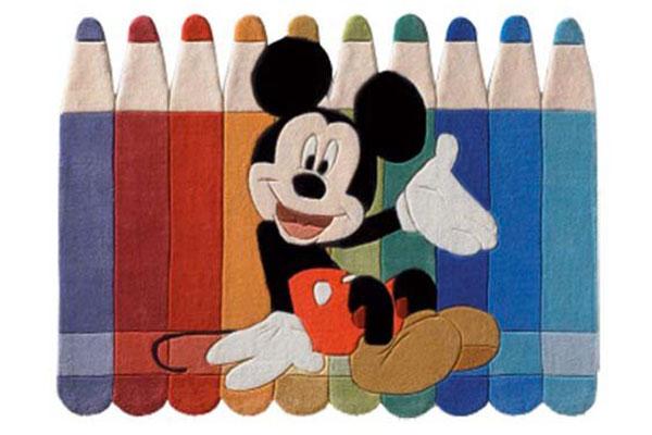 Tappeto Disney di Topolino per la cameretta dei bambini n.3