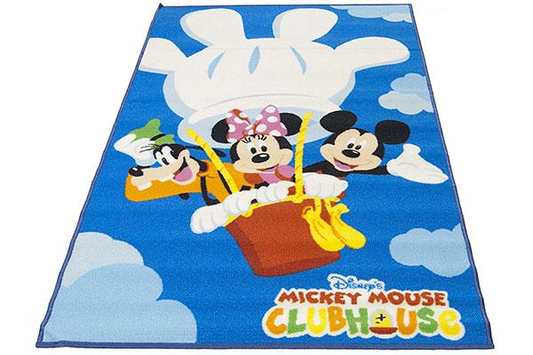 Tappeto Disney di Topolino per la cameretta dei bambini n.4
