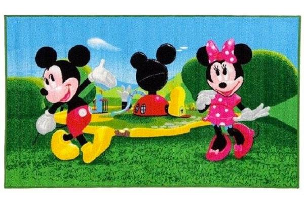 Tappeto Disney di Topolino per la cameretta dei bambini n.7