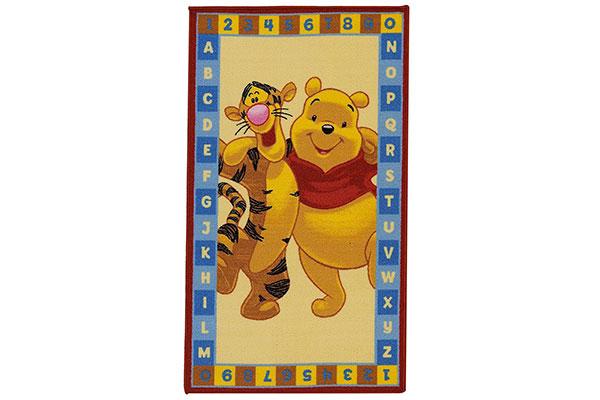 Tappeto Disney di Winnie The Pooh per la cameretta dei bambini n.2