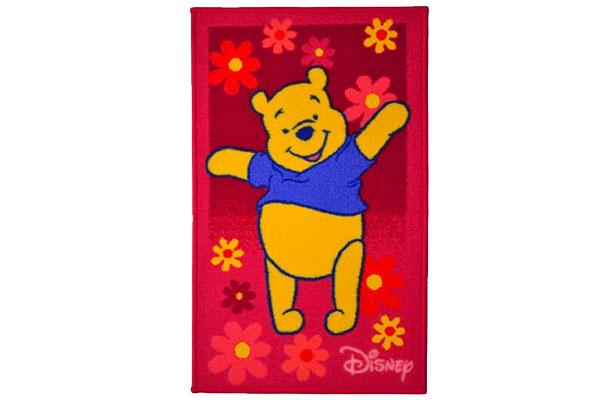 Tappeto Disney di Winnie The Pooh per la cameretta dei bambini n.3