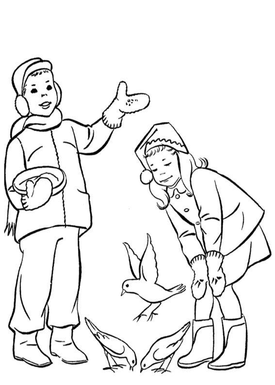 30 disegni sull 39 inverno da colorare per bambini - Arte celtica colorare le pagine da colorare ...