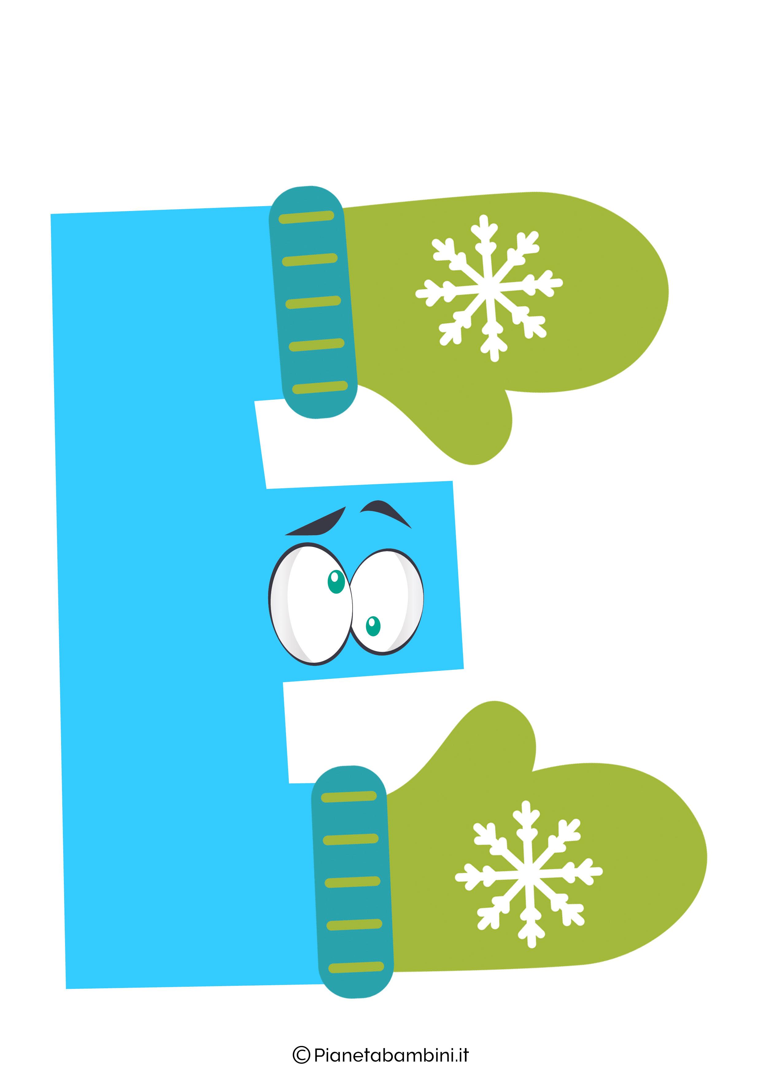 Striscione Inverno Da Stampare Per Decorazioni Pianetabambini It