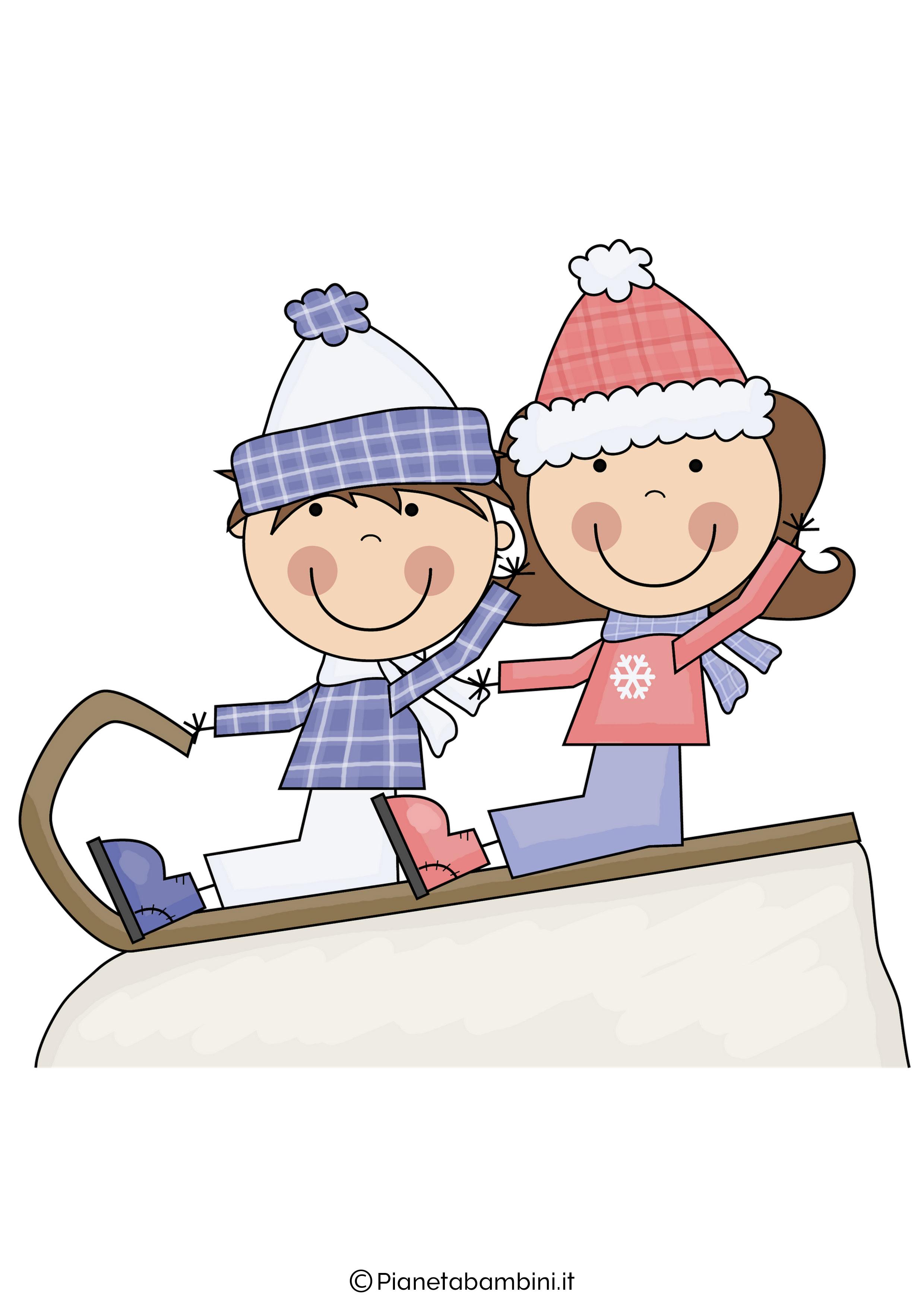 Addobbi Dinverno Per La Scuola Dellinfanzia Pianetabambiniit