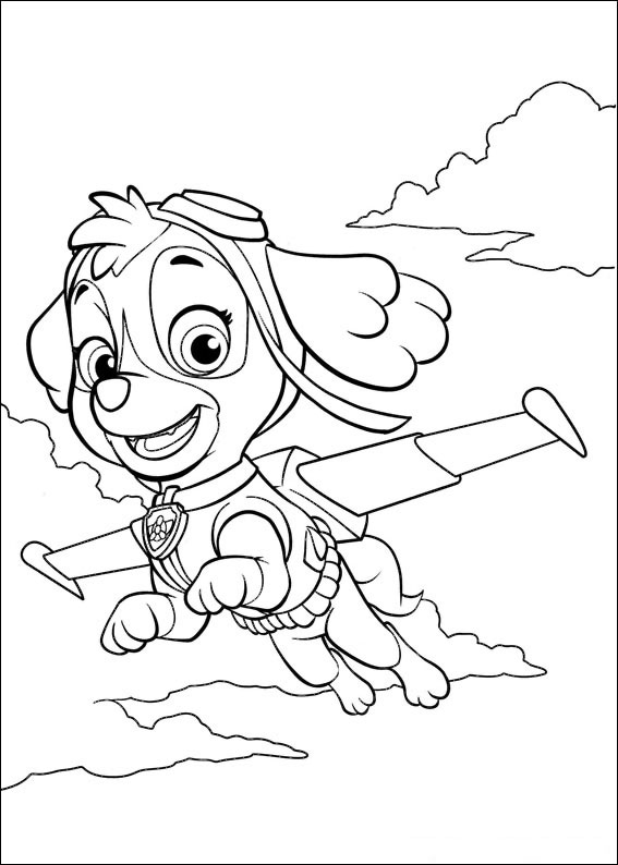 merpups coloring pages - photo#6