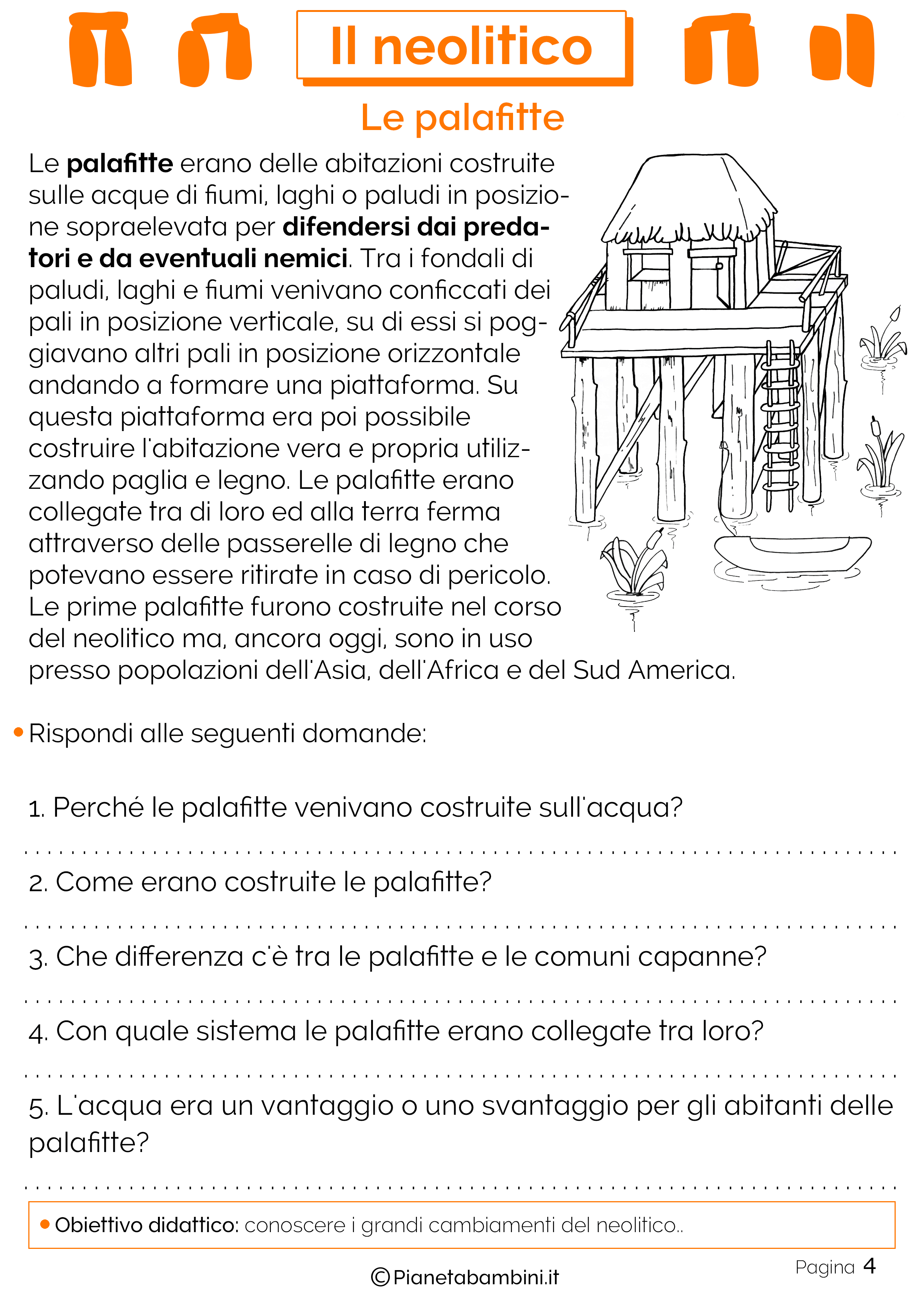 Schede didattiche sul neolitico 04