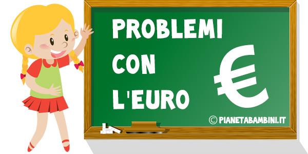 Problemi con l'Euro per la scuola primaria da stampare gratis