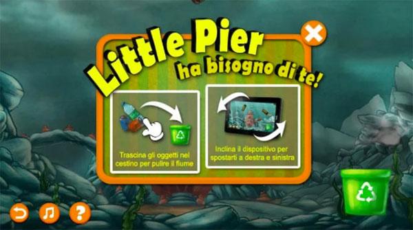 App Little Pier per ascoltare fiabe per bambini