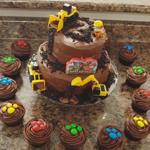 Foto della torta di Paw Patrol n.18