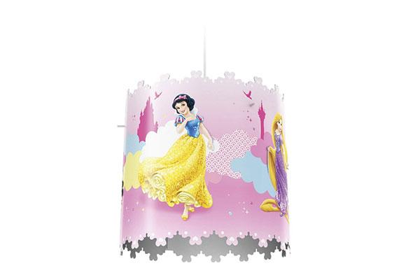Foto del lampadario per camerette di bambini delle principesse n.52