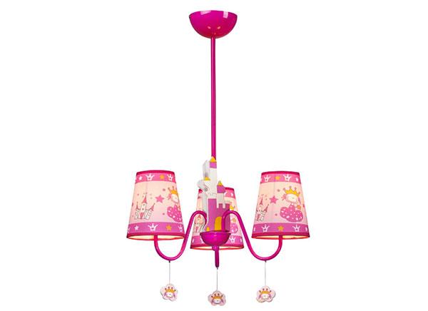 Foto del lampadario per camerette di bambini delle principesse n.55