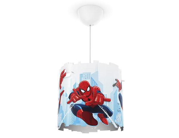 Foto del lampadario per camerette di bambini dei supereroi n.69