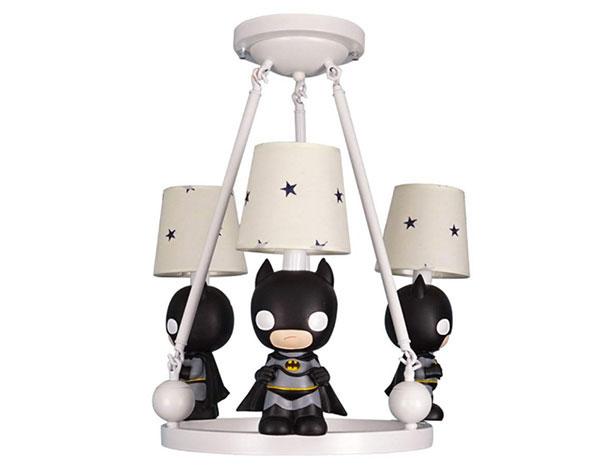 Foto del lampadario per camerette di bambini dei supereroi n.70