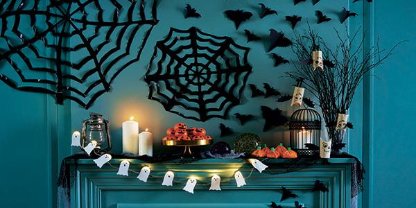Centinaia di idee per decorazioni di Halloween fai da te