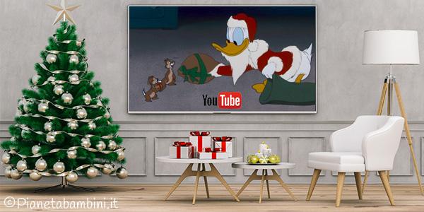 Cartoni animati di Natale per bambini