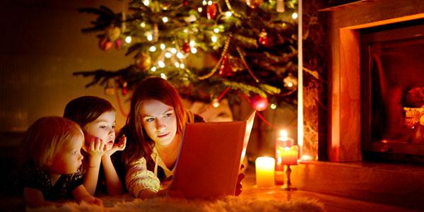 Storie di Natale per bambini da leggere, stampare o ascoltare online