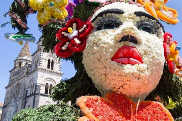 Immagine del Carnevale di Acireale