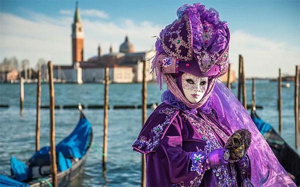 Immagine del Carnevale di Venezia