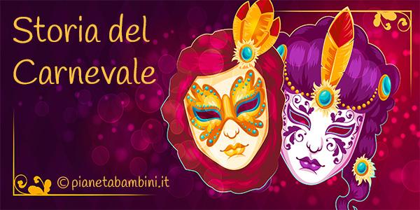 Storia del Carnevale da leggere online o stampare gratis