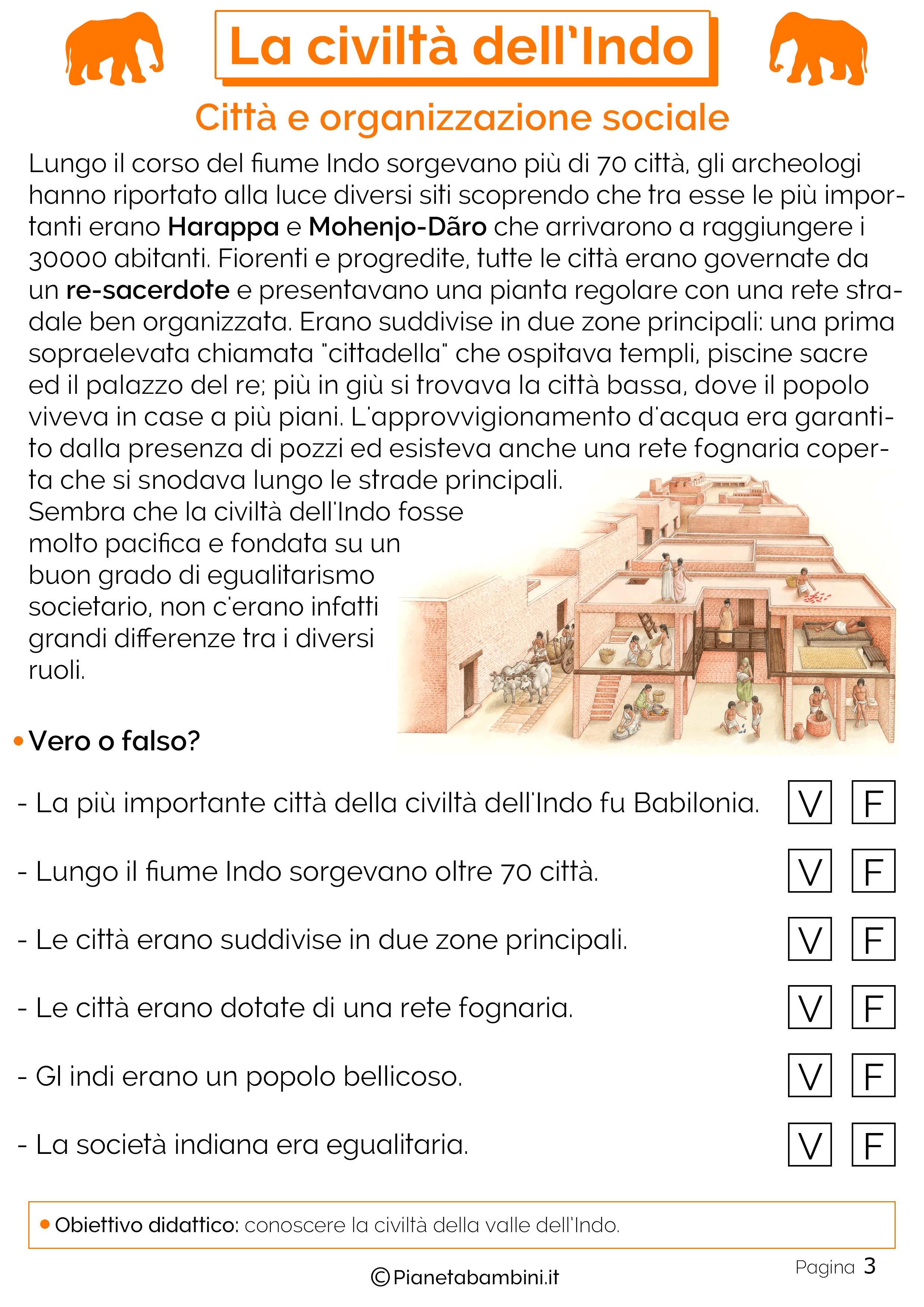 Città e società nella civiltà dell'Indo