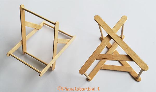 Come assemblare le sedie a sdraio porta cellulare
