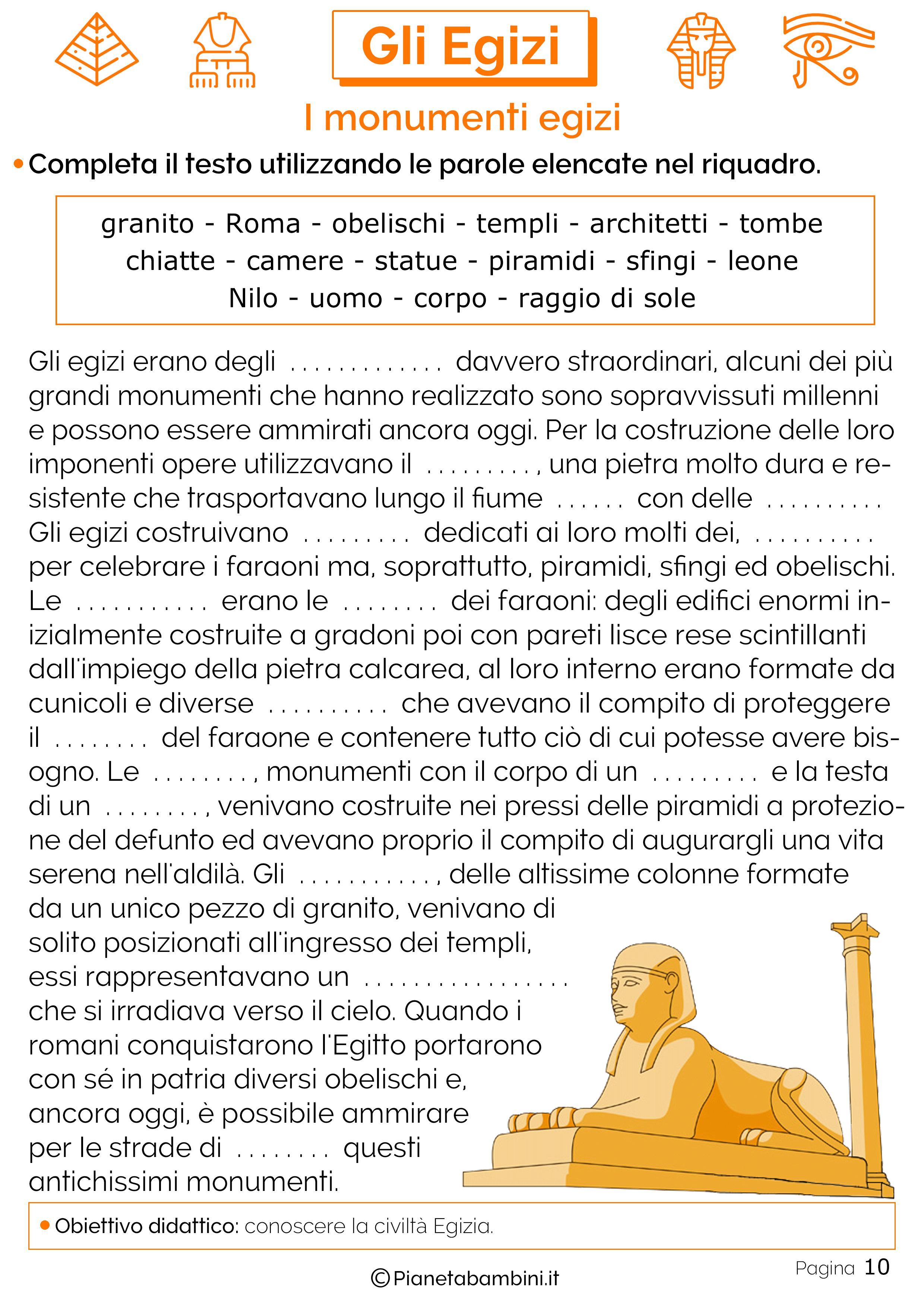 Costruzioni antico Egitto