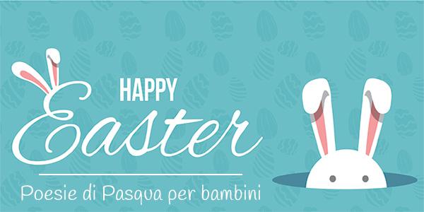 Poesie di Pasqua in inglese per bambini