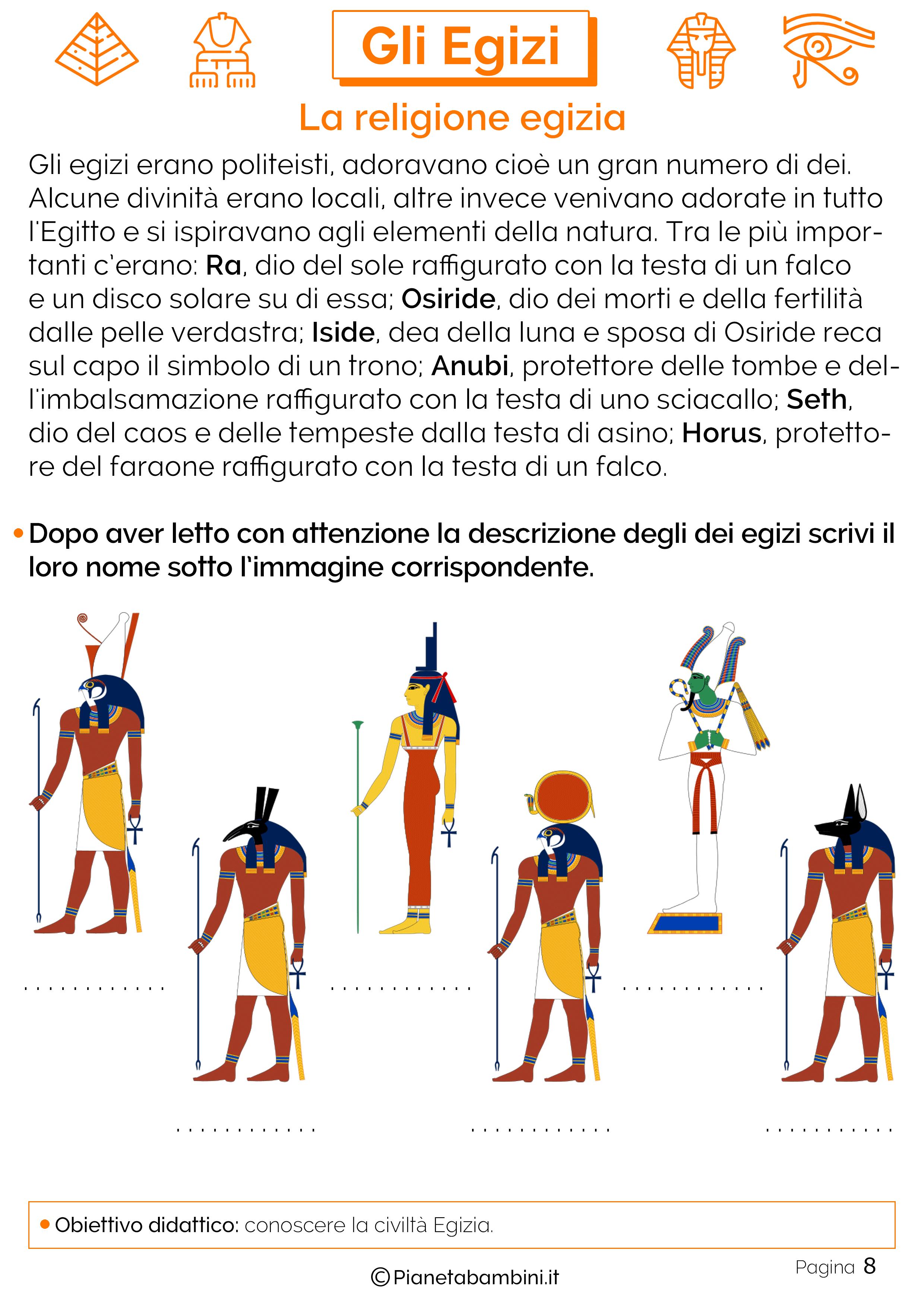 Gli dei egiziani