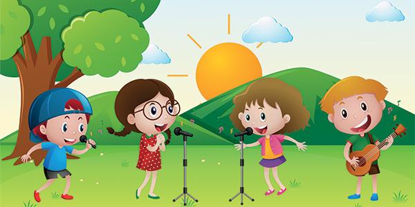 Canzoni sugli alberi per bambini da ascoltare online